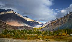 Light Play (NotMicroButSoft (Fallen in Love with Ghizar, GB)) Tags: autumn pakistan nature ghizar phandar gilgitbaltistan shamran