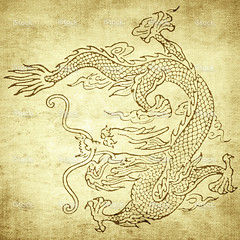 Grunge Dragon background - Stock Image (imagesstock) Tags: china abstract art animal sign yellow tattoo paper design ancient pattern dragon symbol drawing grunge year religion istockphoto chinesenewyear parchment dirty stained canvas burnt luck empire clipart backgrounds totempole imagination characters spirituality istock past mythology japaneseculture textured 2012 traditionalculture chinesedragon pencildrawing aspirations chineseculture tribalart designelement yearofthedragon classicalstyle illustrationandpainting asianculture indigenousculture chinesezodiacsign orientaldragon texturedeffect paintedimage astrologysign allegorypainting