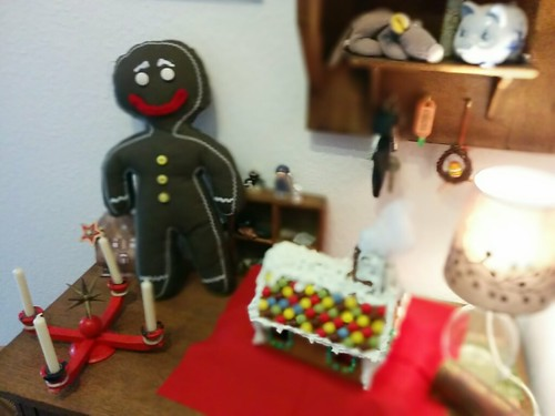 """Gingerbread Man Kissen • <a style=""""font-size:0.8em;"""" href=""""http://www.flickr.com/photos/92578240@N08/15876502277/"""" target=""""_blank"""">View on Flickr</a>"""