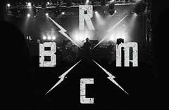 37 (reaoubien) Tags: leica blackandwhite bw monochrome live rocknroll brmc photoworks stagephotography petehayes reaoubien