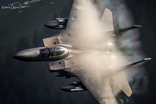 48th FW F-15E Strike Eagle 'Roar 21'