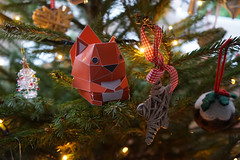 Goodbye Christmas (For Now) (Jenny.Lawrence) Tags: christmas new media sony year playstation a7 molecule 2015 tearaway