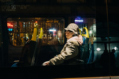 (Shirley Von-kubler) Tags: street bus manchester documentary rider zoi flneur zonesofinattention