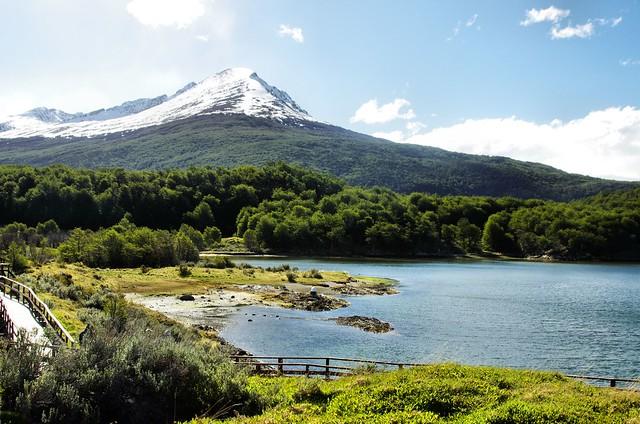Тьерра дель Фуэго национального парка