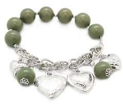Glimpse of Malibu Green Bracelet P9431A-1