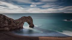 Durdle Door (Nigel Jones QGPP) Tags: sea rock dorset limestone jurassic lulworth durdledoor durdledor