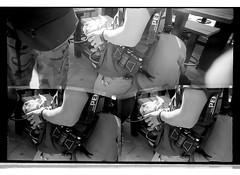 Roll 210 toy tmax400678 (.Damo.) Tags: bw film blackwhite kodak iso400 tmax400 msm xmasparty 2014 ilfordddx kodak400tmax boatbuilders ilfostop ilfordrapidfixer melbournesilvermine roll210 believeinfilm buyfilmnotmegapixels samigonreels xmasparty2014 melbournesilverminexmasparty2014