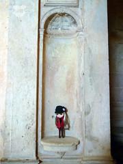 Convento de Cristo - niche