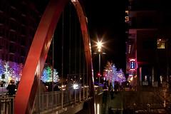 Vitruvian Park-1 (C.R. OBrien) Tags: christmas night lights dallas bridges nightshots dfw addison vitruvian vitruvianpark
