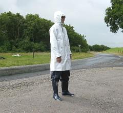 Jeantex Friesennerz weiß (Nordsee2011) Tags: raincoat rainwear regenjacke jeantex regenmantel friesennerz ostfriesennerz regenkleidung regenbekleidung