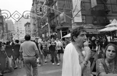 (David Chee) Tags: street leica nyc blackandwhite bw italy newyork film ice analog zeiss fuji little kodak cone 28mm cream hc110 rangefinder 400 carl fujifilm neopan m6 f28 hester mulberry biogon zm