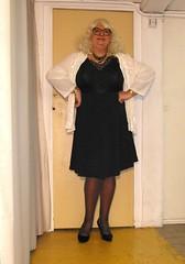 Karoll -12.14-14 (Karoll le bihan) Tags: feminine femme lingerie crossdressing tgirl transgender transvestite stocking bas pantyhose crossdress stilettos travestis feminization travesti travestie escarpins fminisation travestisme travestissement