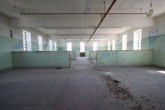 Kings Park Psychiatric Center (EsseXploreR) Tags: park new york abandoned hospital island long center kings psychiatric smithtown abandonednj