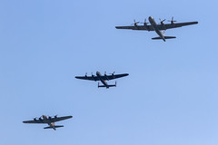 Superfortress, Lancaster, and a Fortress (Hugh Dodson) Tags: sunday ypsilanti boeing fifi flyingfortress dfa rcaf superfortress vra willowrun memphisbelle usaaf b29a b17f kb726 cgvra n3703g 4124485 n529b 4462070 avro683 lancasterb10 andrewmynarskivc thunderovermichigan2015