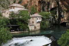 Blagaj Tekke (Wild Chroma) Tags: lake river bosnia monastery herzegovina cave tekke dervish blagaj blagajtekija