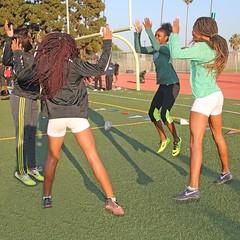 D152305S (RobHelfman) Tags: sports losangeles track fremont highschool trackmeet crenshaw