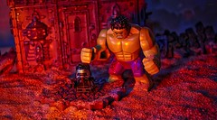How to smash an annoyance [Explored] (BrickSev) Tags: fiction toy toys photography star book starwars fight comic order force lego space first indoor books battle super science knights hero comicbook superhero scifi comicbooks ren parody sciencefiction heroes wars superheroes hulk marvel diorama legostarwars tabletop minifigure the awakens firstorder minifigures toyphotography kylo legophotography legosuperheroes legomarvel theforceawakens forceawakens kyloren