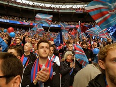 FA Cup Final 2016 - Palace v Man Utd (Paul-M-Wright) Tags: london cup manchester crystal 21 stadium united may saturday palace final fans fa supporters versus wembley 2016 cpfc