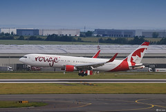 Air Canada Rouge Boeing 767-333 C-FMWP at PRG/LKPR airport (Martin Konecny) Tags: canada airplane rouge prague outdoor aircraft jet praha vehicle czechrepublic boeing airliner 767 ceskarepublika jetliner aircanada czechia planespotting boeing767 planespotter letiste lkpr airplanelovers vaclavhavelairport planelovers aircraftlovers spottinglovers