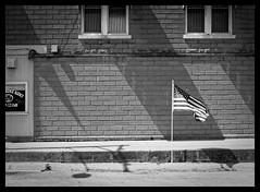 Warren, Illinois (bob zdeb) Tags: illinois memorial day flag warren