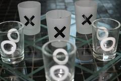 Tre i rad i form av glas. #FS160529 #glas #fotosondag (ulricalyhnakis) Tags: glas treirad fotosondag fs160529