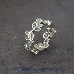 Beautiful womens ring (loxy681) Tags: jewellery ring jewellers wedding engagement eternity