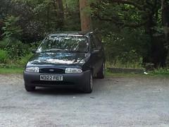 Ford Fiesta 1.8 LX Diesel (VAGDave) Tags: ford fiesta diesel 1996 18 lx