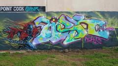 Kame & Tisk... (colourourcity) Tags: kame tisk cka tbs ssb ac allcity spawn streetartaustralia streetart graffiti melbourne burncity awesome colourourcity