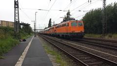 Northrail 1142-635 + 1142-579 met speciale trein door station Emmerich (T Train) Tags: bahnhof trein speciale 1142 emmerich reeks northrail speciae
