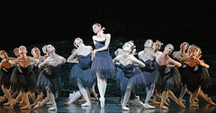 Amber Scott (and company dancers) (DanceTabs) Tags: ballet dance dancers coliseum swanlake australianballet