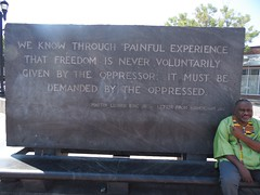 Kwame Payne at Martin Luther King Memorial 2 (Kwame Payne) Tags: newjersey jerseycity martinlutherkingjrmemorial kwamepayne