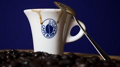2016 05 14 Caffè - (NA) - (105) (Giovanni.Ciliberti) Tags: caffè tazzina still life borbone dettagli