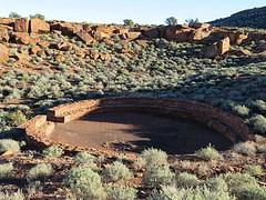 Wupatki National Monument #16 (jimsawthat) Tags: arizona stone rural pueblo ruin historic nativeamerican highdesert wupatkinationalmonument