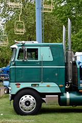 1974 Peterbilt 352 (Truck Exposure) Tags: coe cabover truckside truckprofile truck19701979