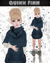 Quinn Finn (Bayberry_Lilliehook) Tags: truth secondlife zenith essences retailbliss hucci zenithfashion kustom9 collabor88 thedressingroomfusion randommatter