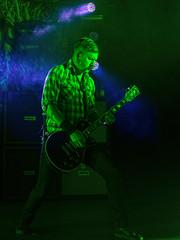 Mastodon (Stephen J Pollard (Loud Music Lover of Nature)) Tags: livemusic concertphotography guitarist mastodon guitarrista billkelliher