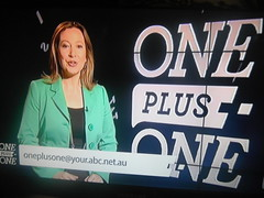 DSCF5115 (RubyGoes) Tags: corporation interview journalist australianbroadcastingcorporation oneplusoneyourabcnetau