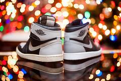 1985 Air Jordan I's. (dunksrnice) Tags: jr rolo 2014 tanedo dunksrnice wwwdunksrnicenet rolotanedo dunksrnicenet rolotanedojr rtanedojr