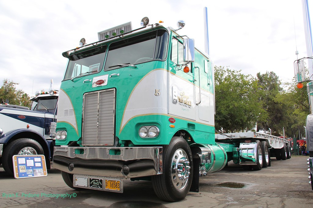 The world 39 s best photos of lowrider and stockton flickr hive mind - Pictures of old peterbilt trucks ...
