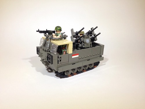 M548 Tracked Gun Carrier