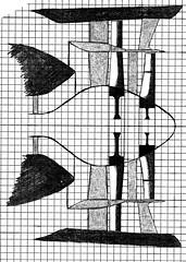 General Electric TF-39 Fan Assembly (Aerodynamics92) Tags: electric general drawing jet engine galaxy diagram bypass cutaway turbofan c5a tf39