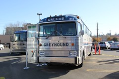 "1968 MCI MC-7 ""Scenicruiser"" #1968 (busdude) Tags: greyhound centennial tour 1968 mci scenicruiser mc7 centennialtour greyhoundcentennialtour"