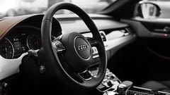 Interieur Audi A8 Limousine 3.0 TDI 258pk Quattro Tiptronic Pro Line (janco_leupen) Tags: auto cars car 30 tdi photography interieur line pro vehicle audi luxery limousine a8 quattro tiptronic janco leupen 258pk
