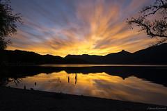 amanecer (Alexis Retamal!) Tags: naturaleza sol water lago amanecer inspiracion agia nonthue