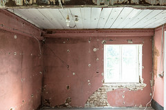 restoration project (outdoorstudio) Tags: restoration renovation outerwall restaurering ydervg kommendefotoatelier photoateliertobe ydermur