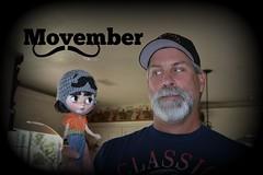 BaD Nov 28 - Movember