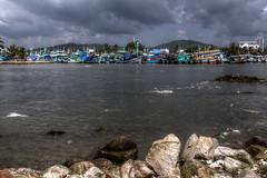Duong Dong Harbor, Phu Quoc (pbr42) Tags: water harbor h2o vietnam hdr luminance phuquoc phuquocisland luminancehdr