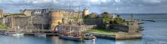 L'HERMIONE (Jakezjr) Tags: panorama grande bretagne brest belle poule chateau bateau etoile hermione hermine finistere mutin