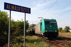 185.608 (Tams Tokai) Tags: railway loco locomotive bahn lokomotive bombardier lok traxx lokomotiva lte vast br185 mozdony