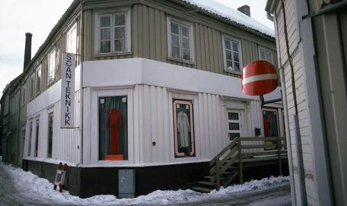 Bytt i Nytt i Brattørveita 23, på hjørnet av Danielsbakerveita